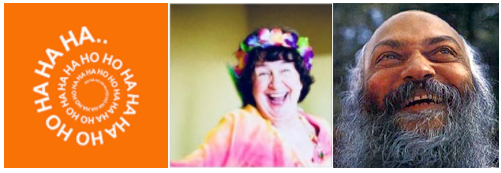 Saturday, Oct. 28 A DAY OF LAUGHTER  With Sarito Sun @ Osho Nirvana Ashram | Valley Center | California | United States