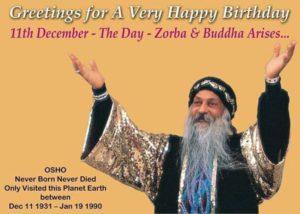 Osho Birthday Celebration - Dec 14, 2019 @ Osho Nirvana Ashram | Valley Center | California | United States